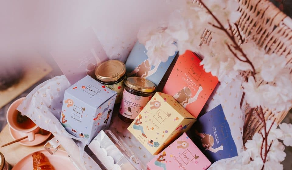 Lovely London Café Feya Has Launched A New Range Of Delicious Products That Support Female Empowerment