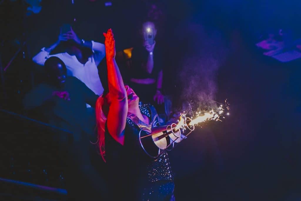 Gaga bottomless brunch