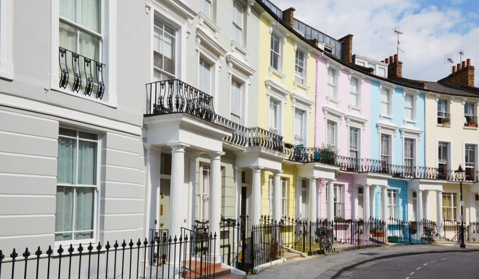 London Is Home To 9 Of The Top 10 Most Expensive Spots To Buy A House In The UK