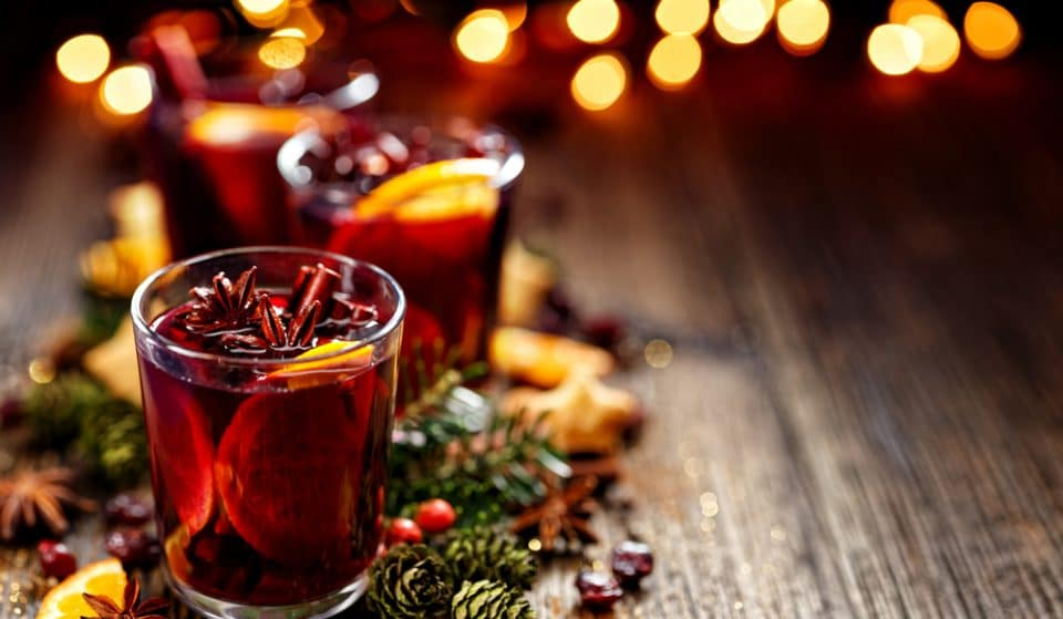 A Festival Dedicated To Mulled Wine Is Taking Place In Covent Garden, Starting Today