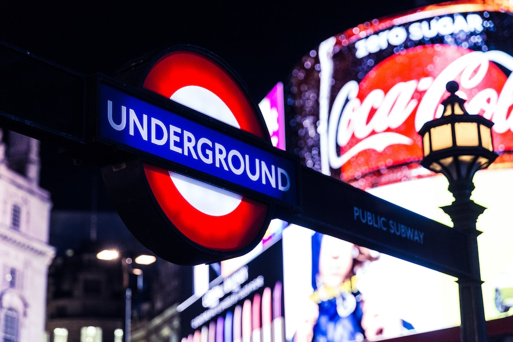 The Tube Will Not Run Through The Night On New Year's Eve This Year
