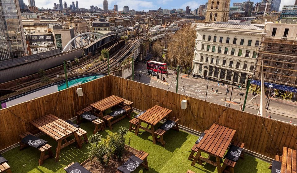 This Smashing Scenic Rooftop Has Incredible Views And Brilliant Brunches • London Bridge Rooftop