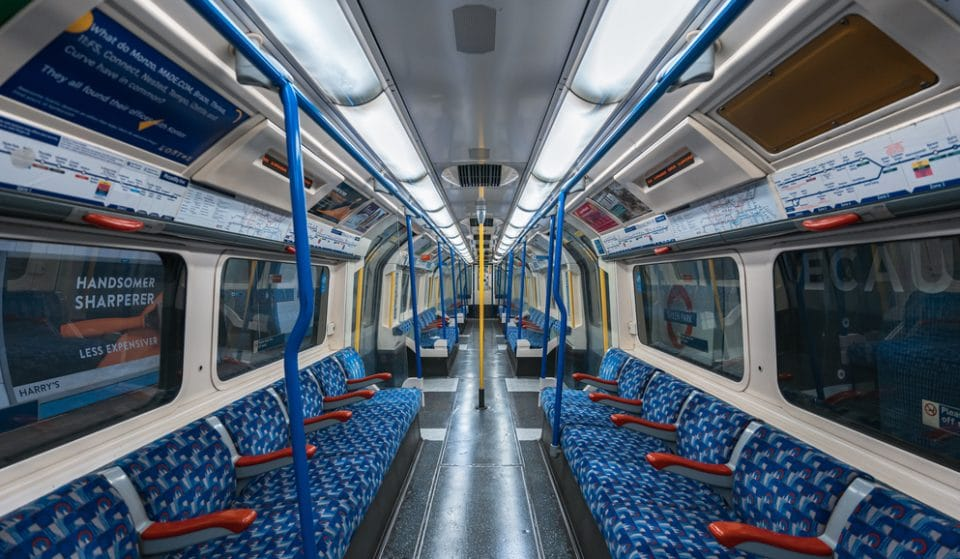 TfL May Advise Londoners To Wear Medical-Grade Face Masks On Buses And Tubes