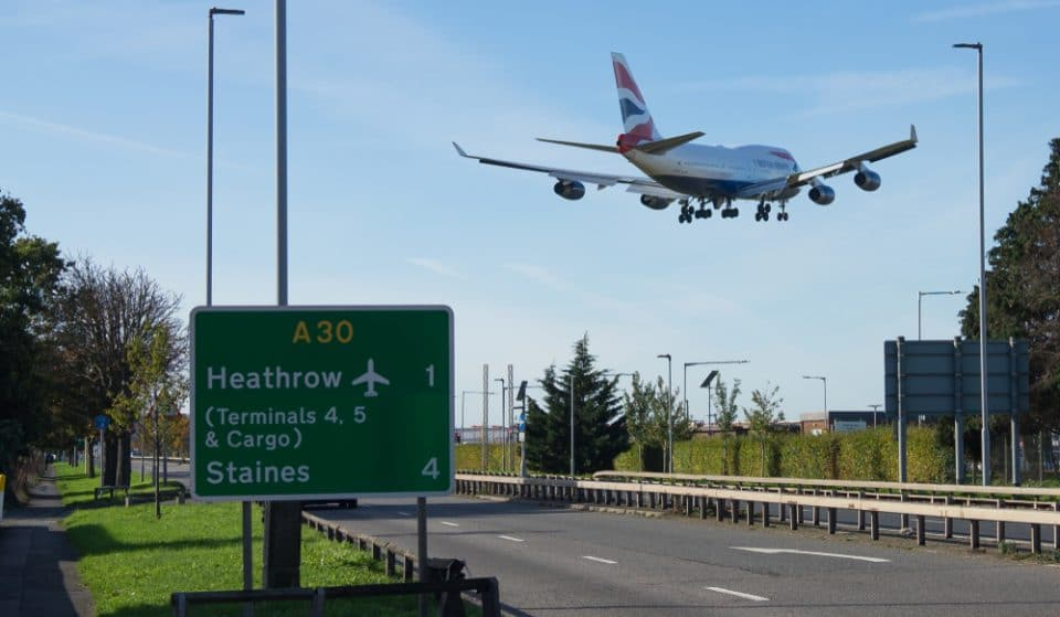 Supreme Court Gives The Green Light On Heathrow Airport's Third Runway