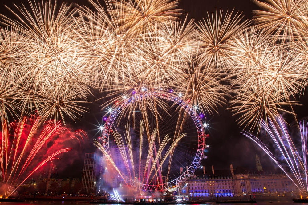 New Year's Eve Fireworks To Be Replaced By TV Show Of 2020 Highlights