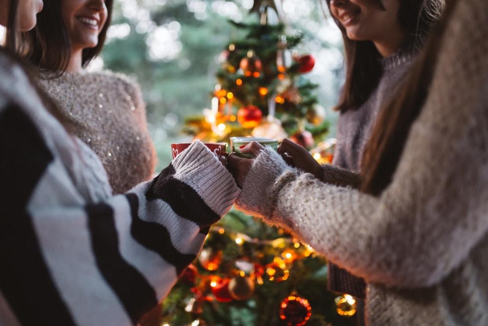 Christmas housemates