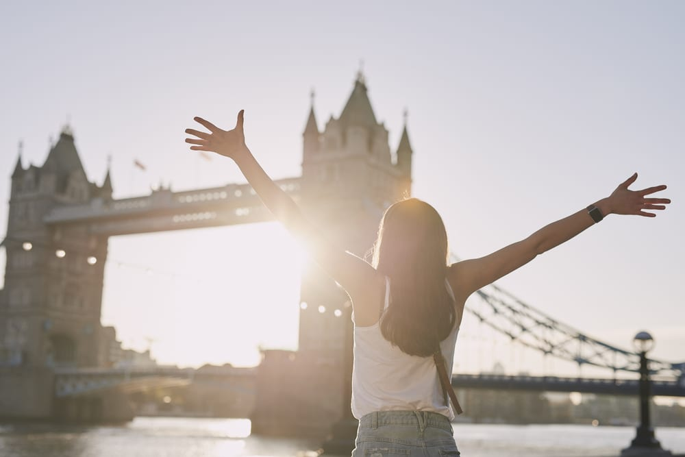 London Has Been Named The Best City In The World For International Students