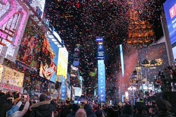 New Year's Eve Virtual