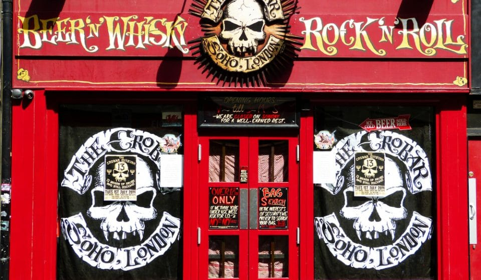 Soho's Legendary Rock Bar Is Crowdfunding For A New Home