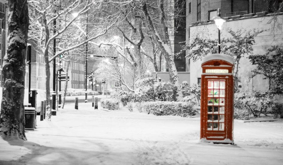 Just 20 Pictures Of London Looking Bloody Lovely In The Snow