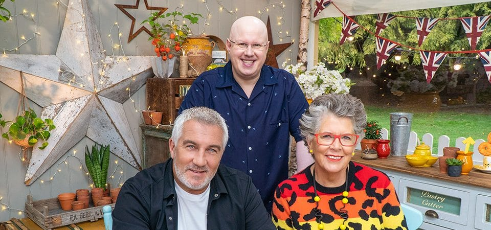 This Year's Great Stand Up To Cancer Bake Off Boasts A Seriously Star-Studded Lineup