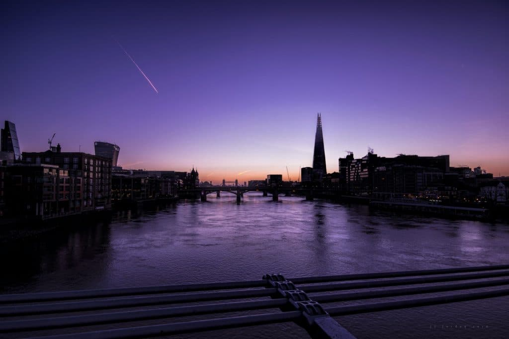 London Sunsets 4