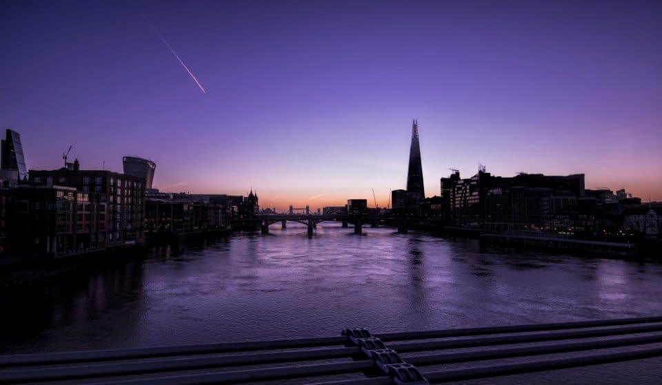 Just 25 Pictures Of London's Sensational Sunsets To Brighten Up Your Day