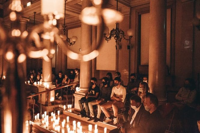 Candlelight musicals
