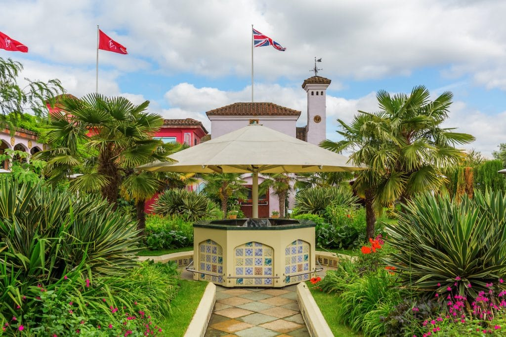 The Stunning Kensington Roof Gardens May Reopen This Summer