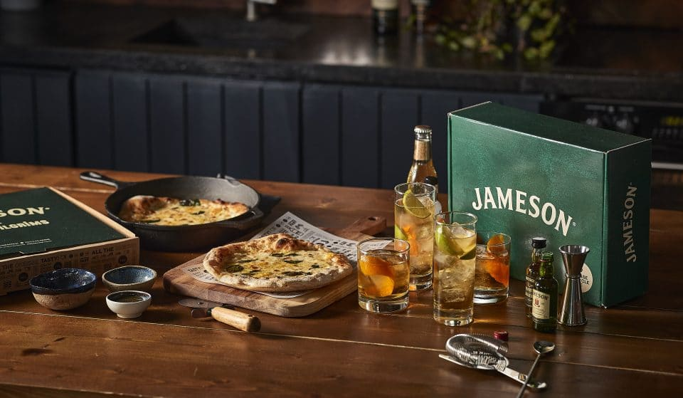This Online Event Delivers Jameson Cocktails And Pizza Pilgrims To Your Door