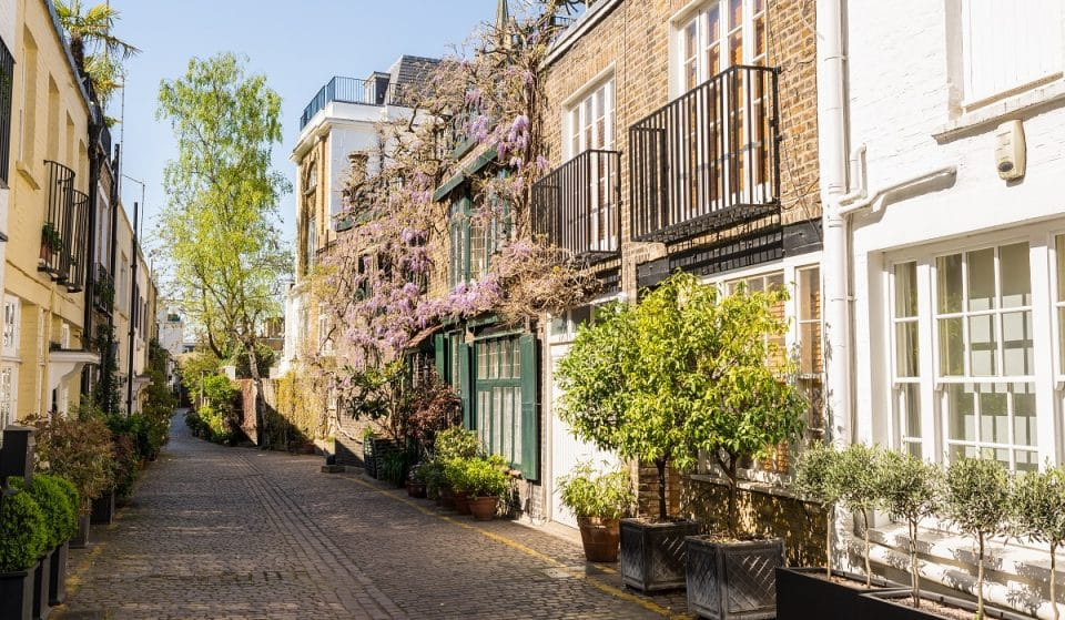 24 Dreamy Mews In London That We'd Really Love To Live On