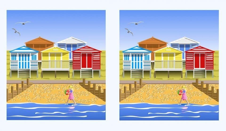 Colourful Beach Huts Will Bring Al Fresco Dining To Knightsbridge In April