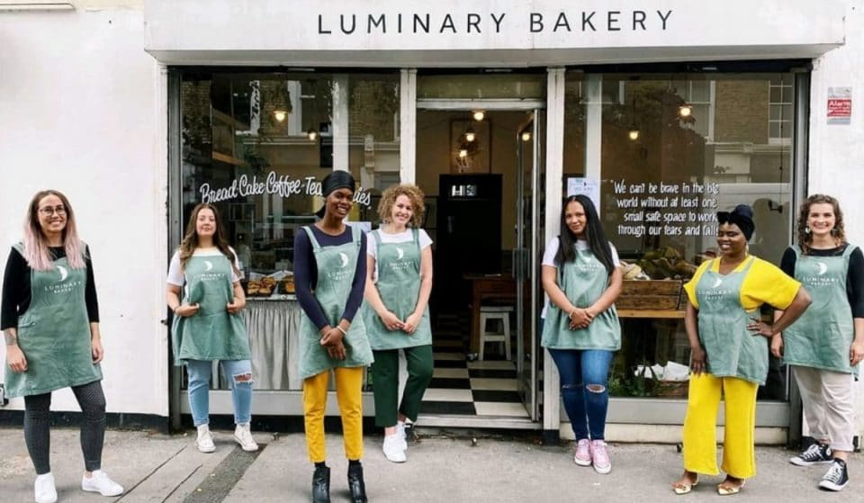 The London Bakery That's On A Mission To Empower Women • Luminary Bakery