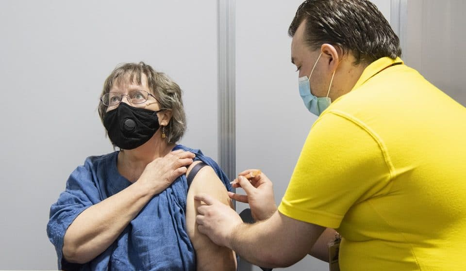 The Science Museum Has Reopened As A Mass Vaccination Centre