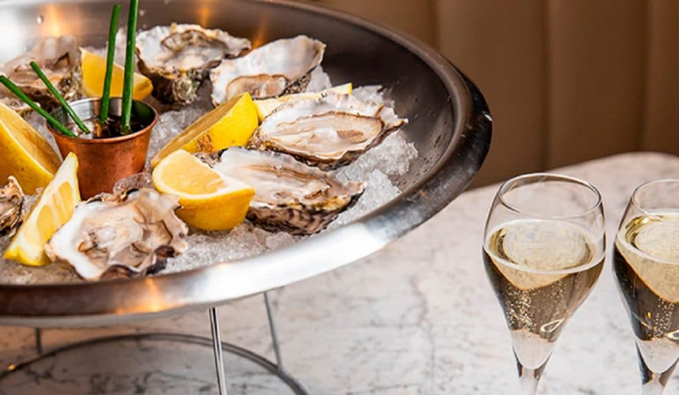 You Can Have Bottomless Oysters And Prosecco For Brunch At This Hampstead Café