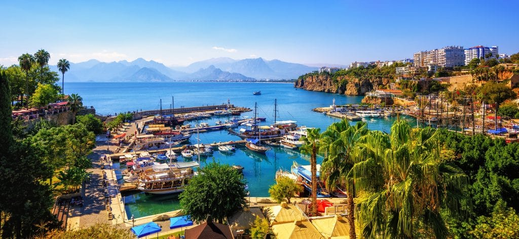 Turkey Could Welcome Tourists Without Vaccine Proof Later This Year