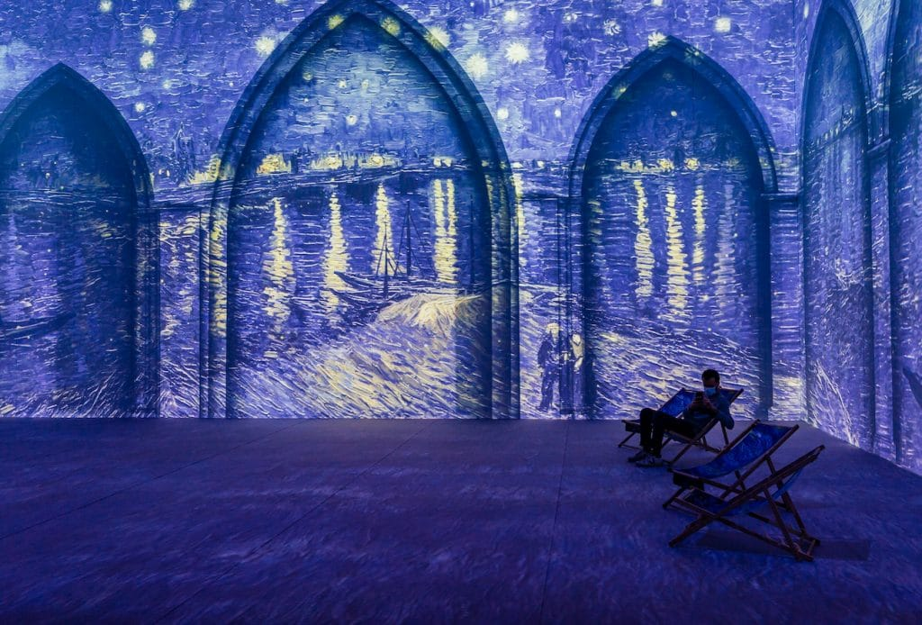 Two Immersive Van Gogh Experiences Are Heading To London This Year, And Here's What You Need To Know