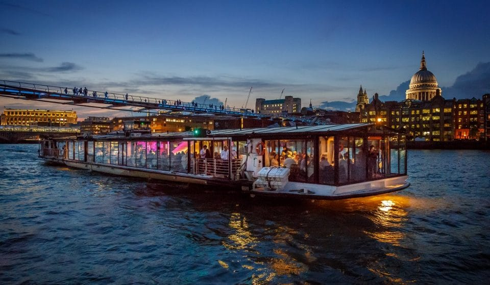 This Enchanting River Cruise Features Dinner And A Candlelit Concert