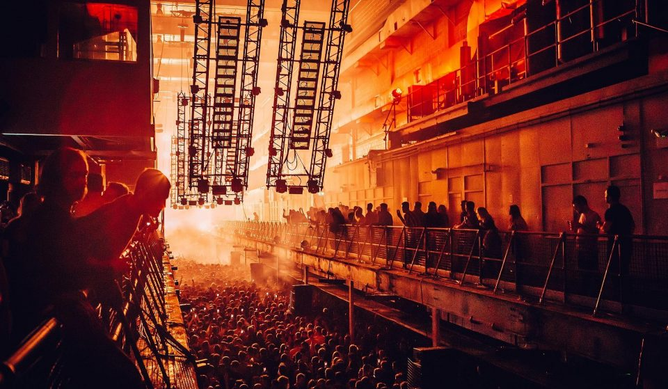 Printworks Will Reopen This Weekend With Three Huge Club Nights