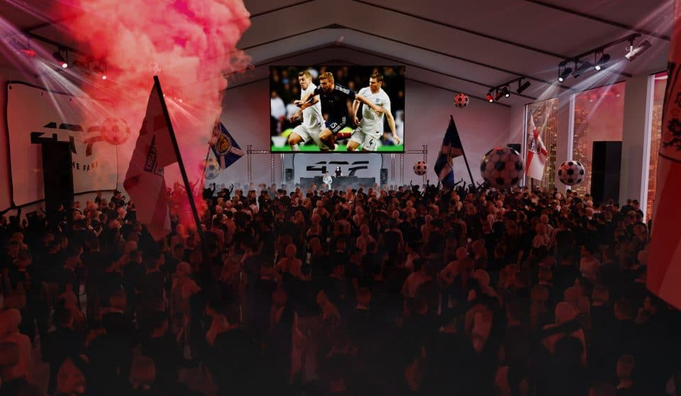 Cheer Your Team To Glory This Summer At London's Dedicated Euro 2020 Fanpark