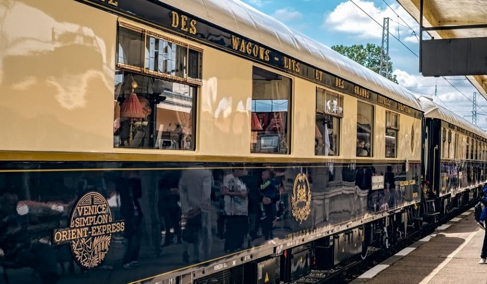 You Can Ride The Orient Express Through Five New European Cities Until November
