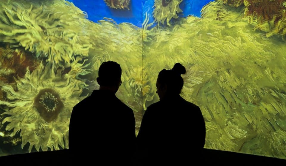 London's Amazing Multisensory Van Gogh Art Exhibition Has Arrived, And Here's What To Expect