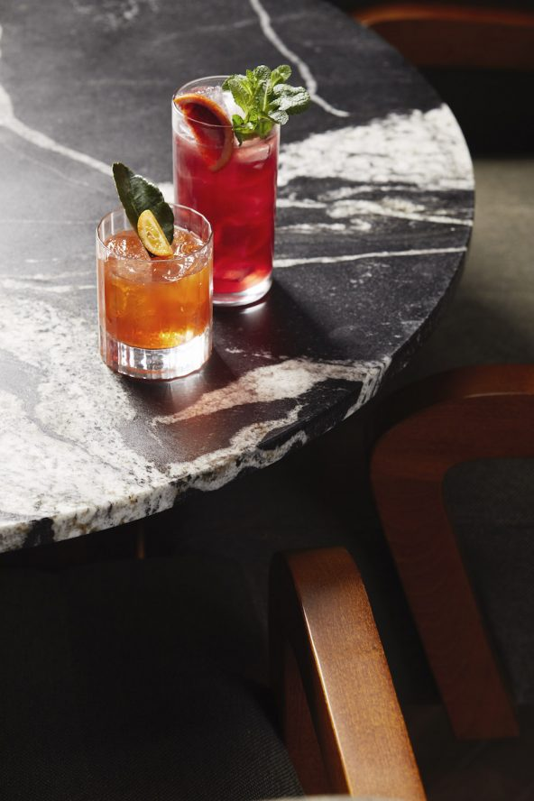 The Light Bar Shoreditch Cocktails