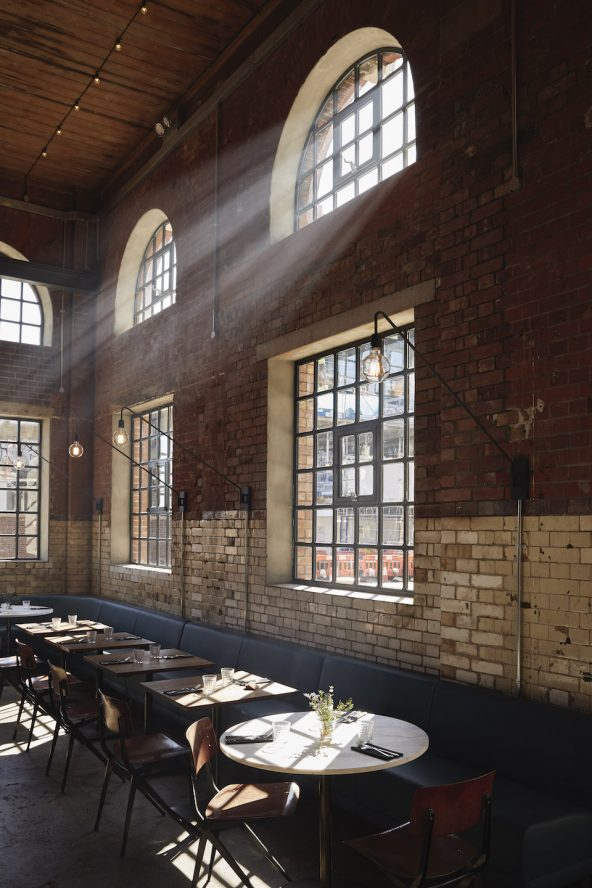The Light Bar Shoreditch Interior