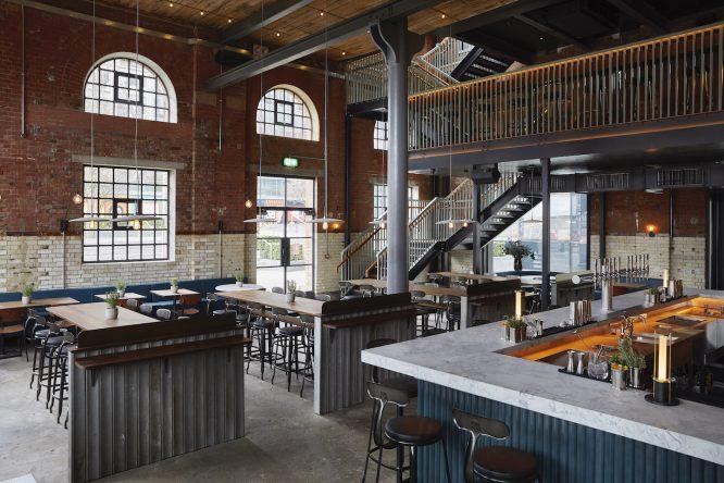 The Light Bar Shoreditch ground floor