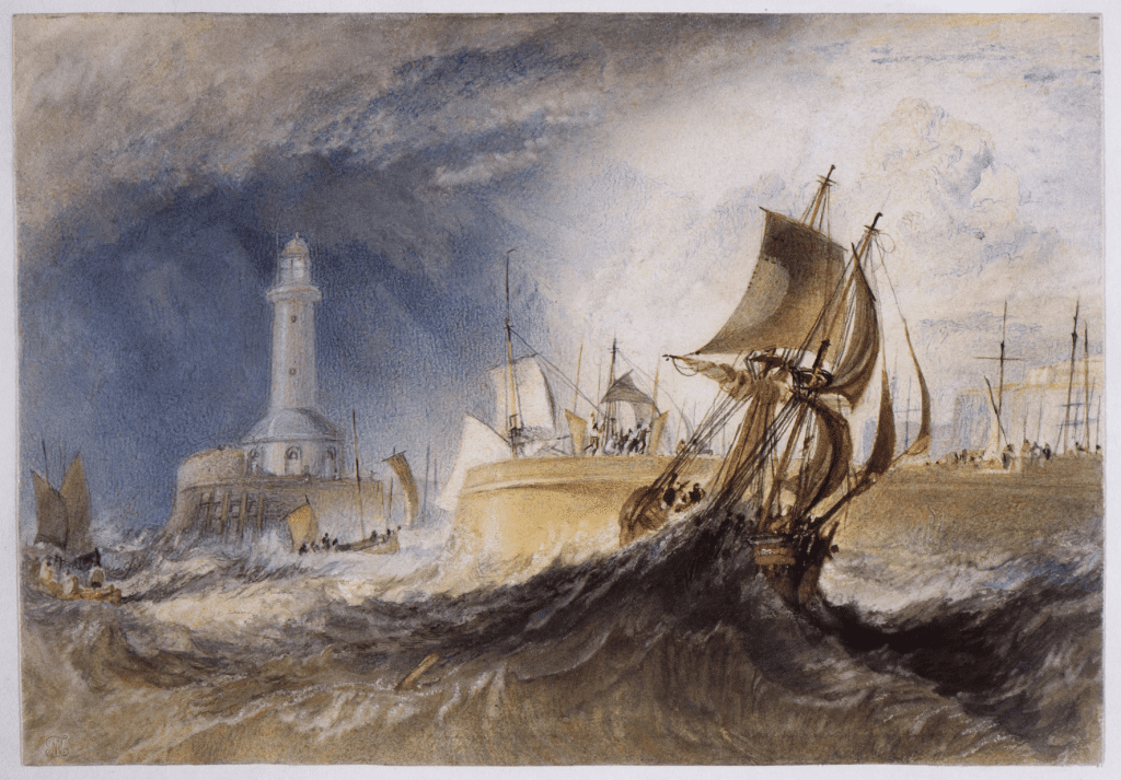 A Groundbreaking Art Exhibition Is Opening In JMW Turner's Former Home Next Month