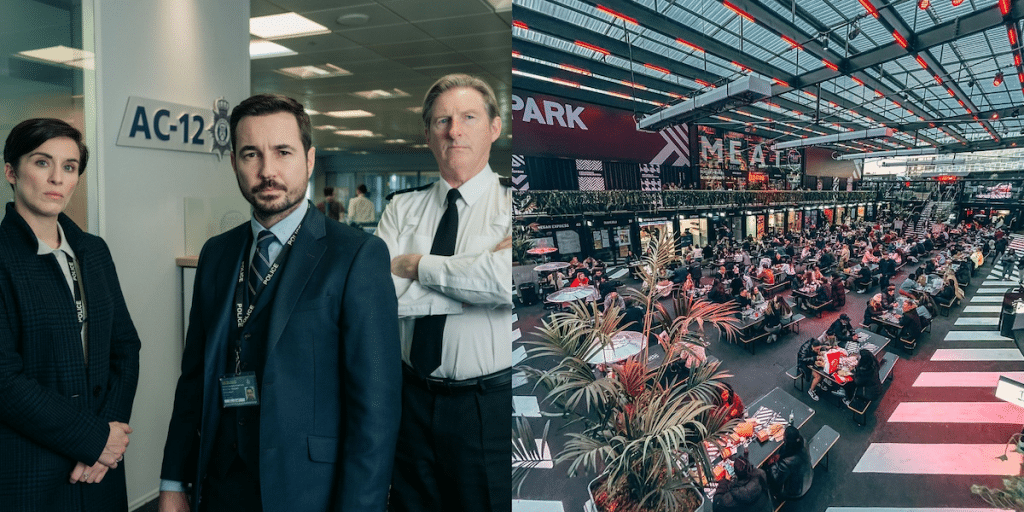 This South London Bar And Street Food Space Will Screen The Line Of Duty Finale On Sunday