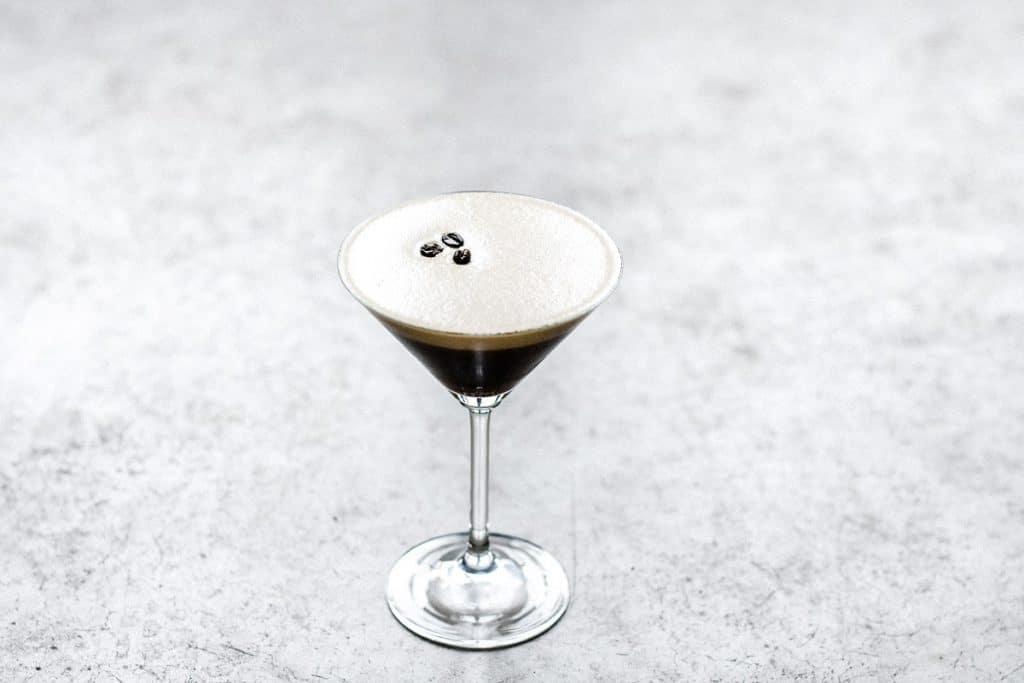 Espresso martini bike