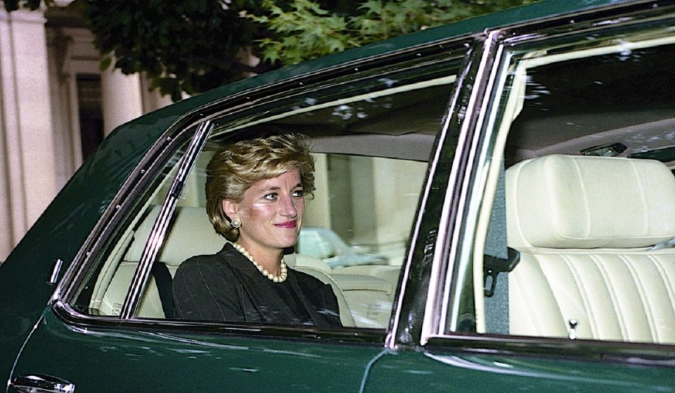 Princess Diana Will Be Honoured With A Blue Plaque Later This Year