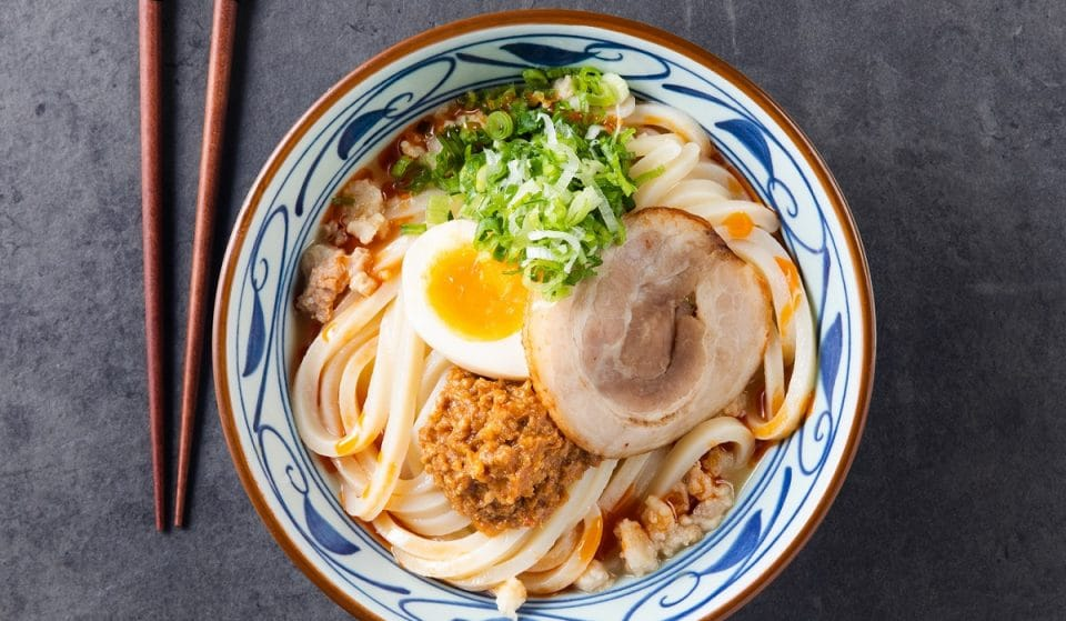 One Of Japan's Biggest Noodle Houses Has Just Opened In London