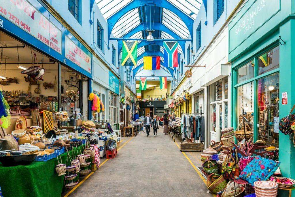 Brixton Market discount