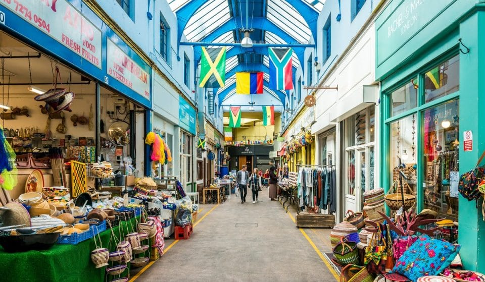 Brixton Market Restaurants Are Reopening With A 50% Discount On Food And Drink Next Week