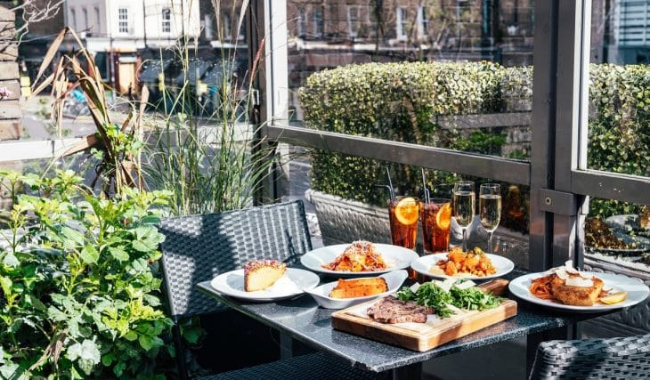 125 Terrific Summer Terraces For Outdoor Dining And Drinking In London