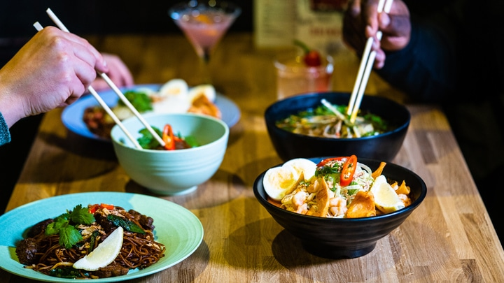 This Brilliant Bottomless Brunch Is Serving Delightful Asian Street Food To Camden