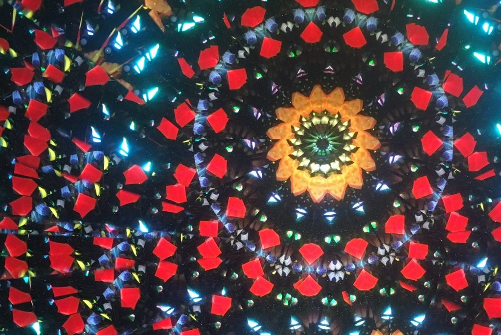A Kaleidoscopic Exhibition Of The 'Brightest Colours Ever' Is Arriving At Kew Gardens Next Month