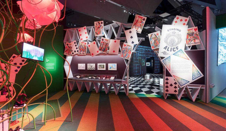 A Massive Alice In Wonderland Exhibit Has Arrived In London