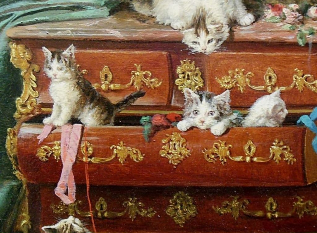This Purrfect Digital Exhibition Teaches You The History Of Cats
