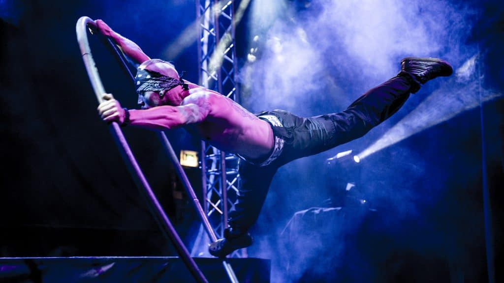 A Dazzling, World-Renowned Male Circus Is Arriving In Clapham This Summer