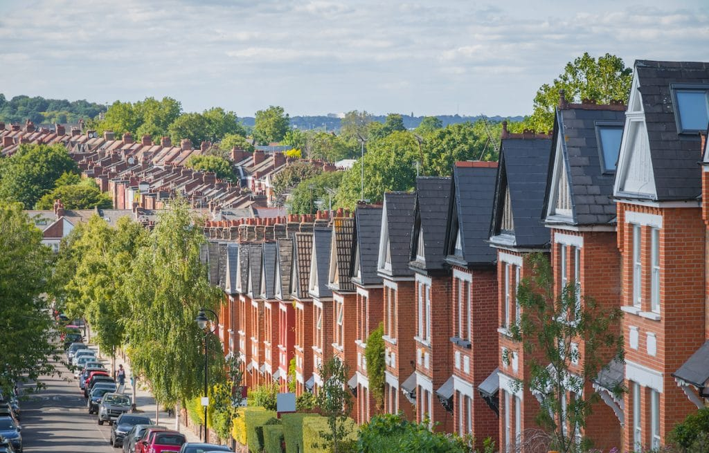 London Rent Prices Are The Lowest They've Been In Five Years, But They're Rising Everywhere Else