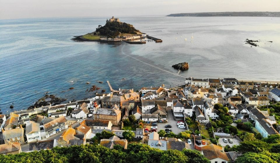 A Scenic 150-Mile Cycling Route Has Just Opened In Cornwall